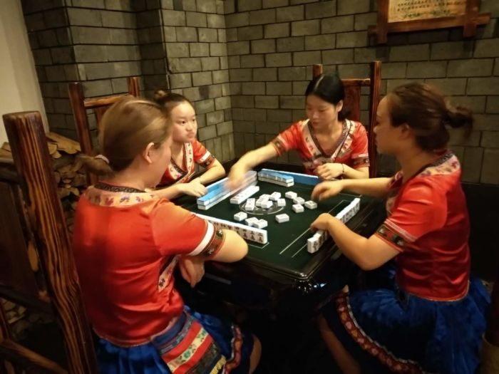 【2018.10.11-10.20】中国麻雀(その6):誰の捨て牌?サムネイル